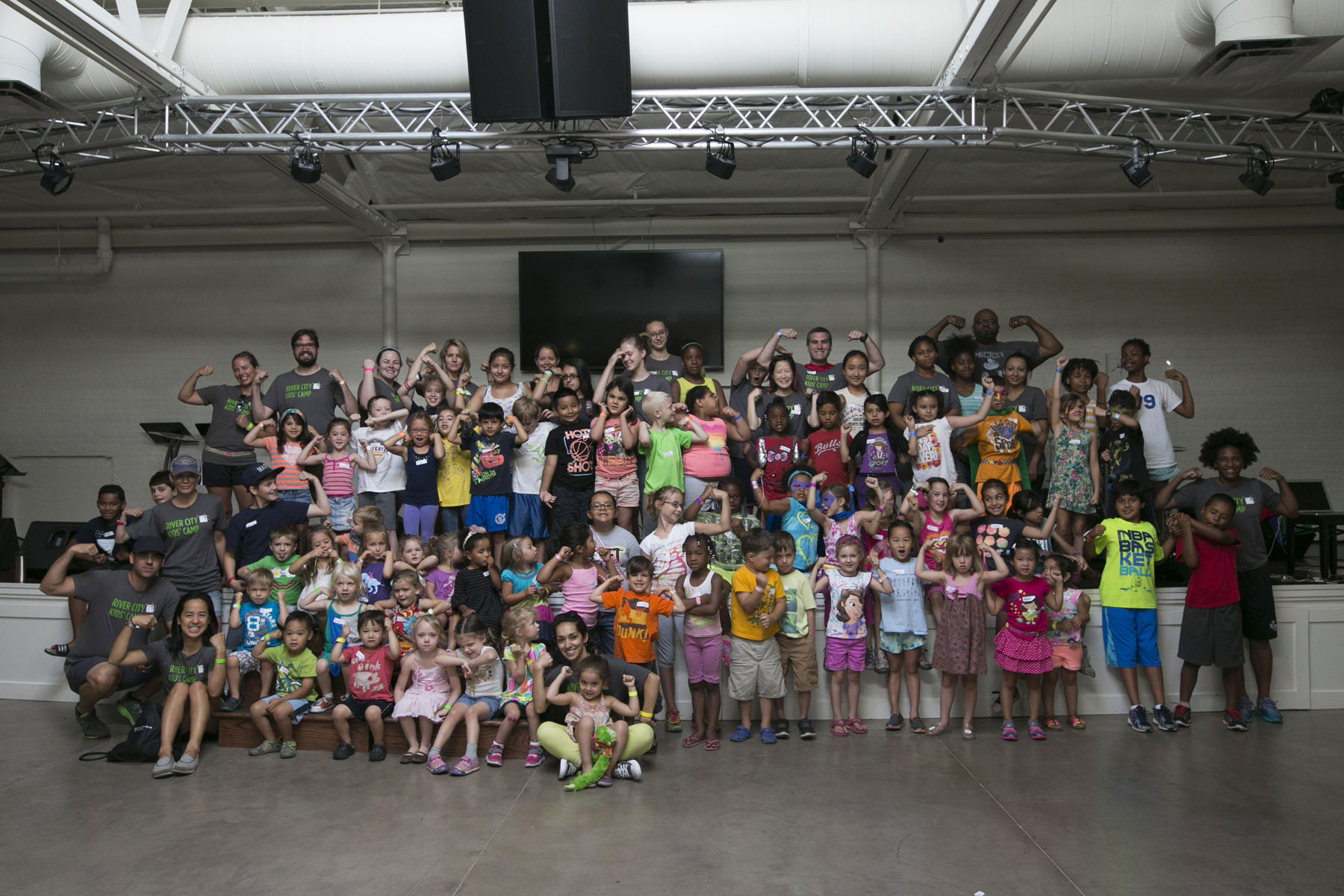 River City Kids Camp 2015