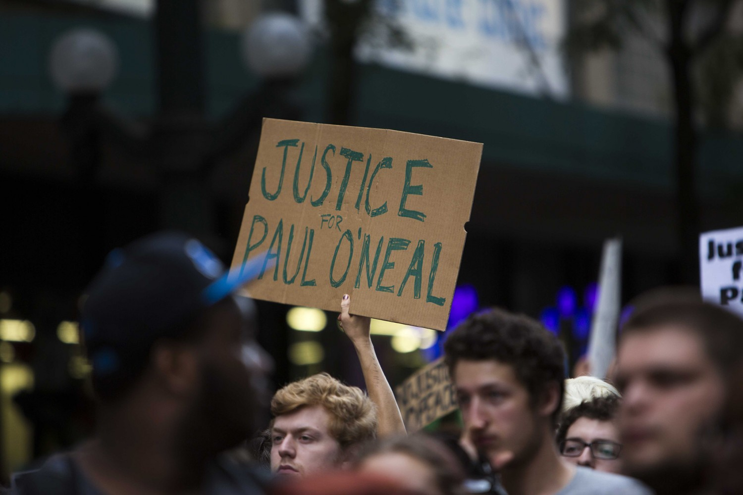 BLMChiYouth / Justice for Paul O'Neal